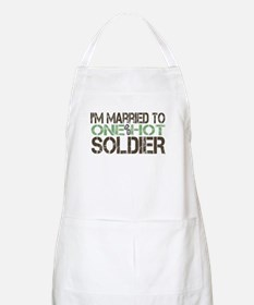 I'm married to ... BBQ Apron