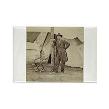 Ulysses S. Grant Rectangle Magnet