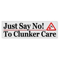 No to Clunker Care
