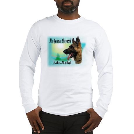 German Shepherd Gifts Long Sleeve T-Shirt