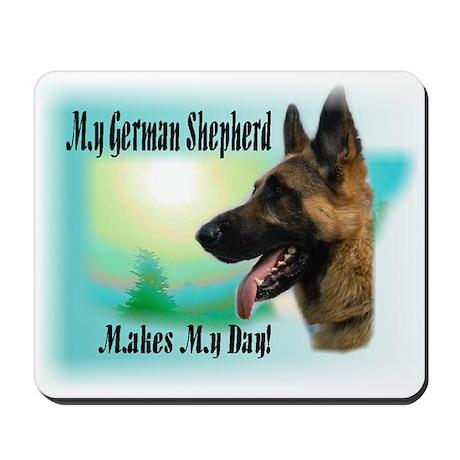 German Shepherd Gifts Mousepad