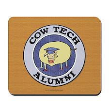 Cow Tech Alumni... Mousepad