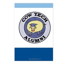 Cow Tech Alumni... Postcards (Package of 8)