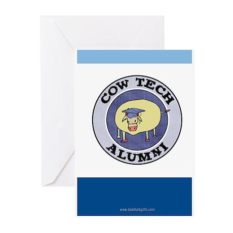 Cow Tech Alumni... Greeting Cards (Pk of 20)