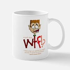 Obama WTF!? Design 1 Mug