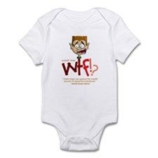 Obama WTF!? Design 1 Infant Bodysuit