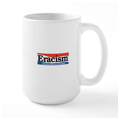 ERACE logo Large Mug