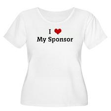 I Love My Sponsor T-Shirt