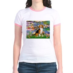 Lilies (#2) - Beagle #7 T