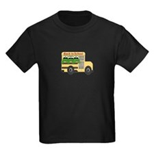 BACK TO SCHOOL BUS T