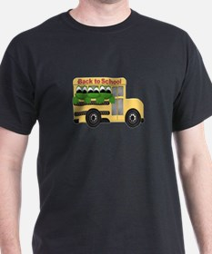 BACK TO SCHOOL BUS T-Shirt