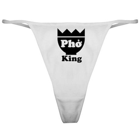 Classic Thong