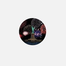 Liberty Fireworks Mini Button