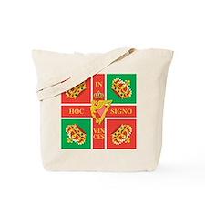 Wild Geese Regiment Flag Tote Bag