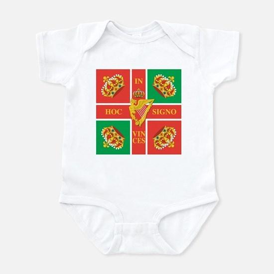 Wild Geese Regiment Flag Infant Bodysuit