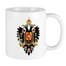 Austria Hungary Coat of Arms Small Mug