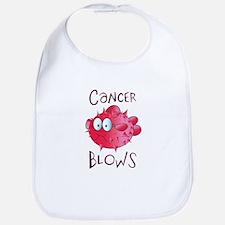Cancer Blows Bib