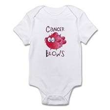 Cancer Blows Infant Bodysuit