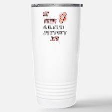Unique Alice cullen Travel Mug
