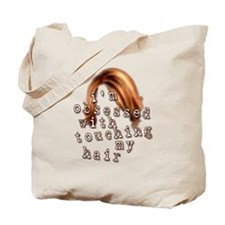 Blonde jokes Tote Bag