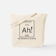 Periodic Surprise Tote Bag