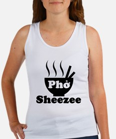 What the pho Women's Tank Top