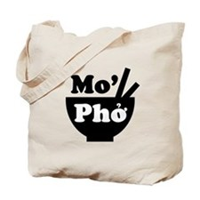 Unique What pho Tote Bag