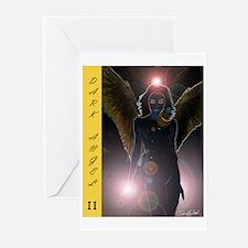Dark Angel II Greeting Cards (Pk of 10)