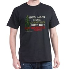 Ban Biodiesel - Black T-Shirt