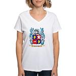 Trophy Husband Organic Toddler T-Shirt (dark)
