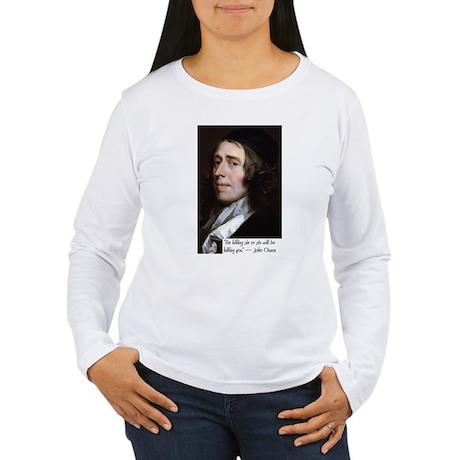 Mortify Sin Women's Long Sleeve T-Shirt