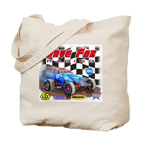 Dave Fox Racing Tote Bag