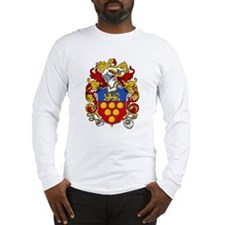 Beswick Coat of Arms Long Sleeve T-Shirt