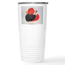 Devil Duckie Cookies Travel Mug