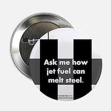 """Jet Fuel 2.25"""" Button"""