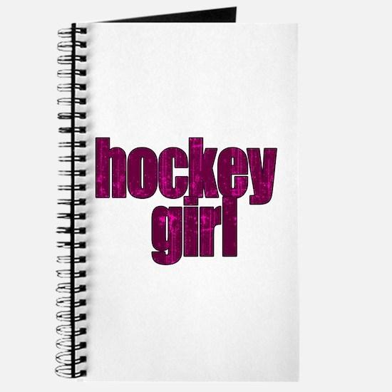 Hockey Girl Journal