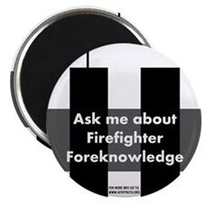 Firefighter Foreknowledge Magnet