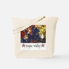 Napa Valley Star Tote Bag