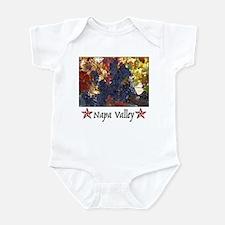 Napa Valley Star Infant Bodysuit
