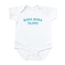 Bora Bora Island - Infant Creeper