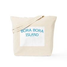 Bora Bora Island - Tote Bag