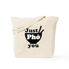 Cool Pho noodle soup Tote Bag