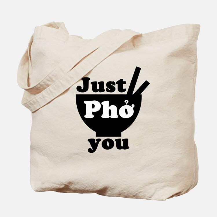 Cute Pho real Tote Bag