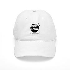 Cool Pho noodle soup Baseball Cap