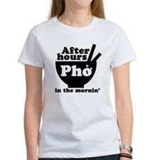 Funny Pho noodle soup Tee