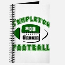 TEMPLETON FOOTBALL (5 custom) Journal