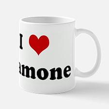 I Love Ramone Mug