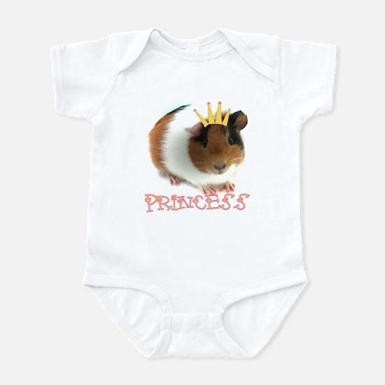 "Infant ""Princess"" Guinea Pig Bodysuit"