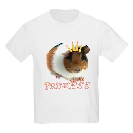 """Kids """"Princess"""" Guinea Pig Shirt"""