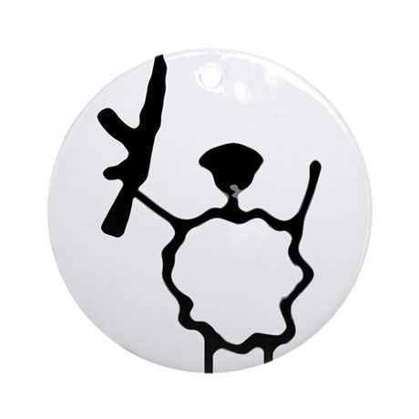 SheepRevolt! Ornament (Round)